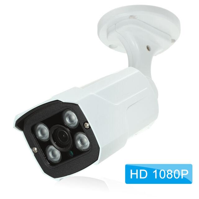 HMQC 2.0MP 3.6MM 1080P IP Camera P2P Security Night Vision ONVIF Metal XMEye 6IR