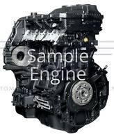 VAUXHALL ASTRA G ZAFIRA 1.6 16V Z16XE RECONDITIONED BARE ENGINE 2161-910