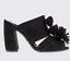 Ladies-Shoes-Black-M-amp-S-Faux-Suede-Mules-Insolia-UK-4-5-37-5-US-6-5-BNWT-Marks thumbnail 3