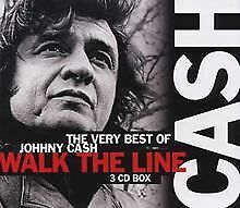 The-very-Best-of-Johnny-Cash-Walk-the-Line-von-Cash-Johnny-CD-Zustand-gut