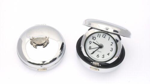Sea Crab Style Bedside Quartz Alarm Clock Ideal Sealife GIft