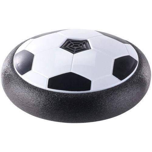 LEDs 2 Tore Playtastic Luftkissen-Indoor-Fußball Möbelschutz Batteriebetrieb