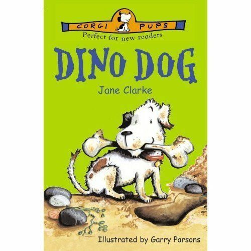 1 of 1 - Clarke, Jane, Dino Dog, Very Good Book