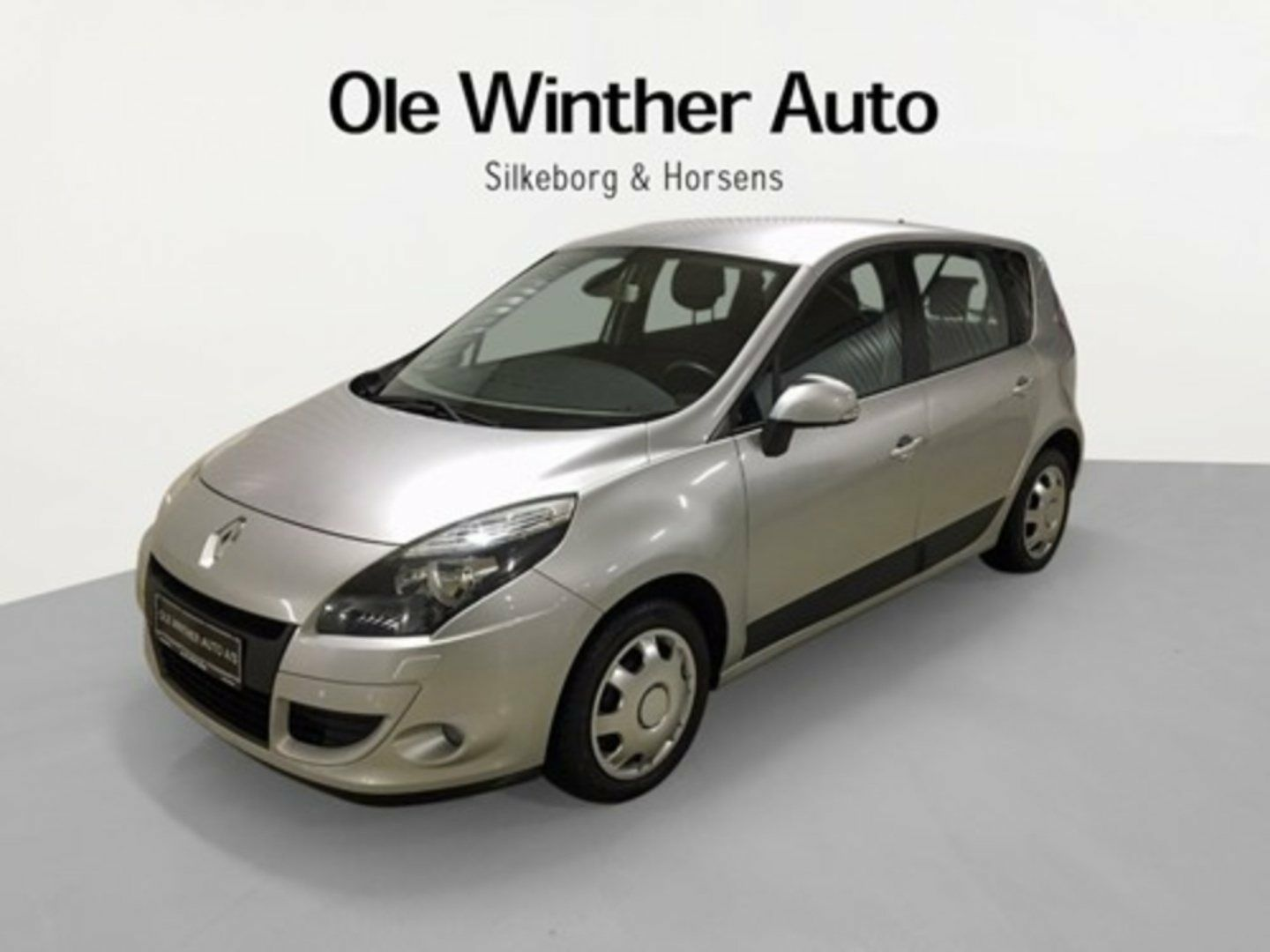 Renault Scenic III 1,5 dCi 110 Expression 5d - 89.900 kr.