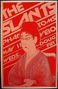 THE-SLANTS-2011-Gig-POSTER-Portland-Oregon-Concert