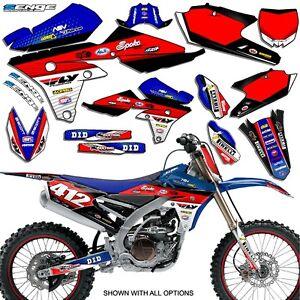 Yamaha Wr  Plastics Kit