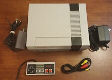 Refurbished Original NES Nintendo System Console - New 72 Pin, All Hookups