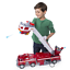 Tall Ladder PAW Patrol Kids Ultimate Rescue Fire Truck with Extendable 2 ft