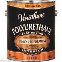 1 Gal Varathane Voc Interior Clear Semi-gloss Oil Based Wood Polyurethane 6032