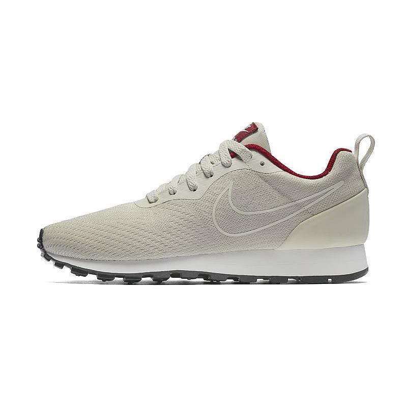 NIB Nike Mid Runner 2 ENG Mesh Sneakers Cream 916797-100 Womens Sz 6.5 - 8.5
