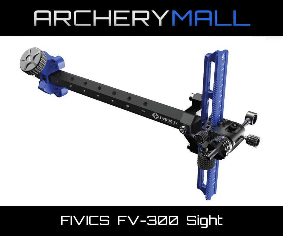 FIVICS Archery FV-300 Recurve Sight - bluee