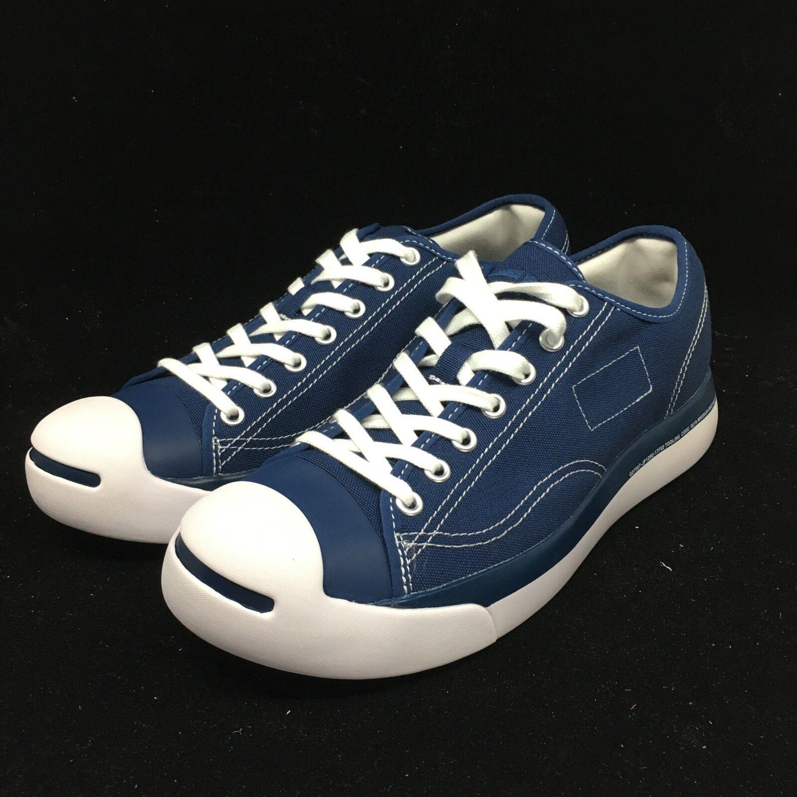 Converse Jack Purcell moderno 160157 Buey Azul Marino Blanco 160157 moderno CEnvío rápido cf8004