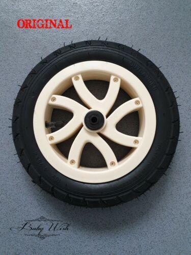 Riko Brano Ecco rueda delantera pequeño Crema Nano