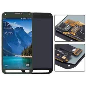 For-Samsung-Galaxy-S5-Active-SM-G870A-G870-LCD-Touch-Screen-Digitizer-Display-US