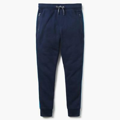 NWT Gymboree Boys Pull on Pants Jogger Navy Blue 4,6,7,8,10