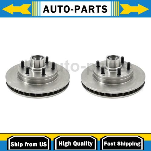 For Chevrolet C2500 2X DuraGo Front Disc Brake Rotor and Hub Assembly