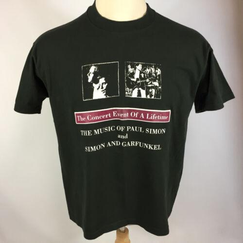 Vintage 90s Grunge Paul Simon and Simon Garfunkel