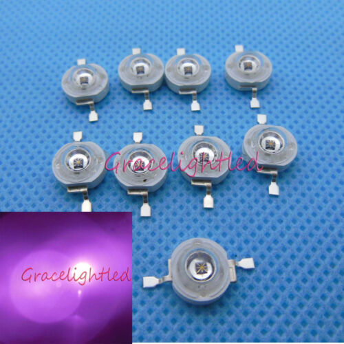 5pcs x 1Watt 1W High Power led 940nm Infrared LED IR for Night Vision CCTV DIY