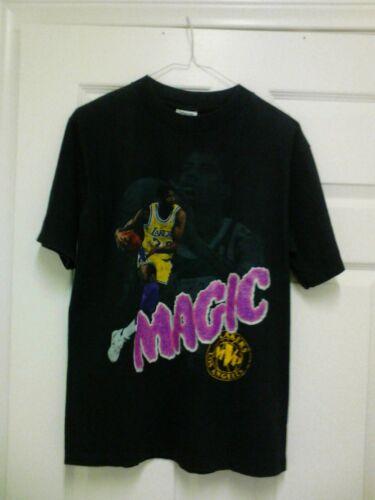 Magic Johnson  Size Large Vintage T Shirt
