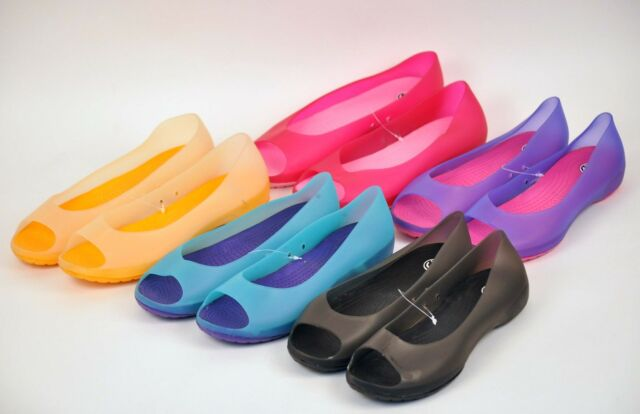 Women's Jelly Sandals Shoes Candy Color Fish Head Wedges Medium(D, M)  HQ-2