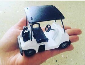 Plastic-Golf-Cart-Cake-Topper-Cake-Party-Birthday-Mini-Miniature-Toy-Golfer