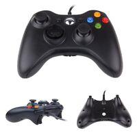 Contrôleur Xbox 360 Filaire Usb Joypad Pour Pc Pc Windows Gamepad Xbox360