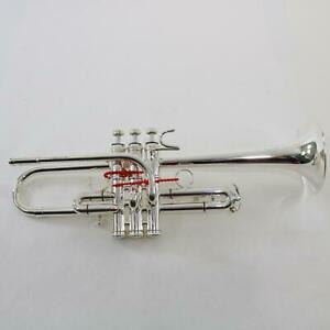 B-amp-S-EXE-eXquisite-Malcom-McNab-Model-Trumpet-in-Eb-MINT-DISPLAY-MODEL