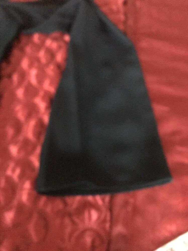 Nuevo con etiquetas Theory Sarver Rosina Rosina Rosina italiano Crepe Frío Hombro Prenda para el torso azulsa – NEGRO-P 9269b4