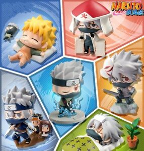 6Pcs-Set-5CM-Lovely-Naruto-Child-Anime-Action-Figure-Model-In-PVC-doll-toy
