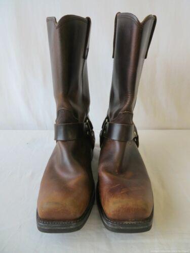 Men's Durango Brown Leather Western Boots 11.5 EE