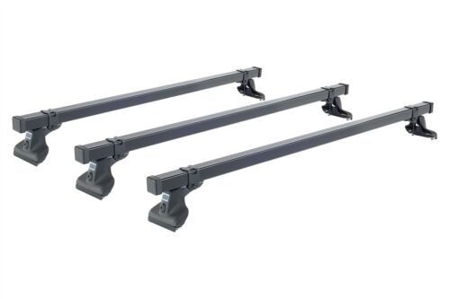 SWB H1 2006-Date commercial  roof bars Fits Volkswagen Crafter L1 low roof