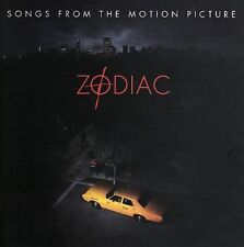 Zodiac: Songs from the Motion Picture by Original Soundtrack (CD, Feb-2007, Lakeshore Records)