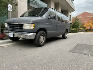 1993 Ford E 150