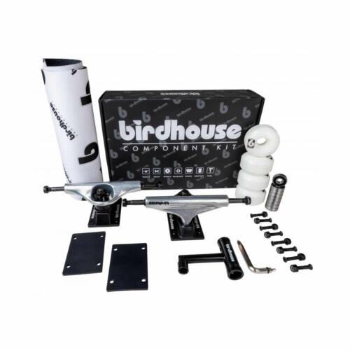 Birdhouse Pro Component Kit Trucks Wheels Bearings Bolts Riders Grip