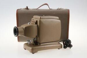 AGFA Opticus mit Agomar 85mm f/3,5 - Diaprojektor
