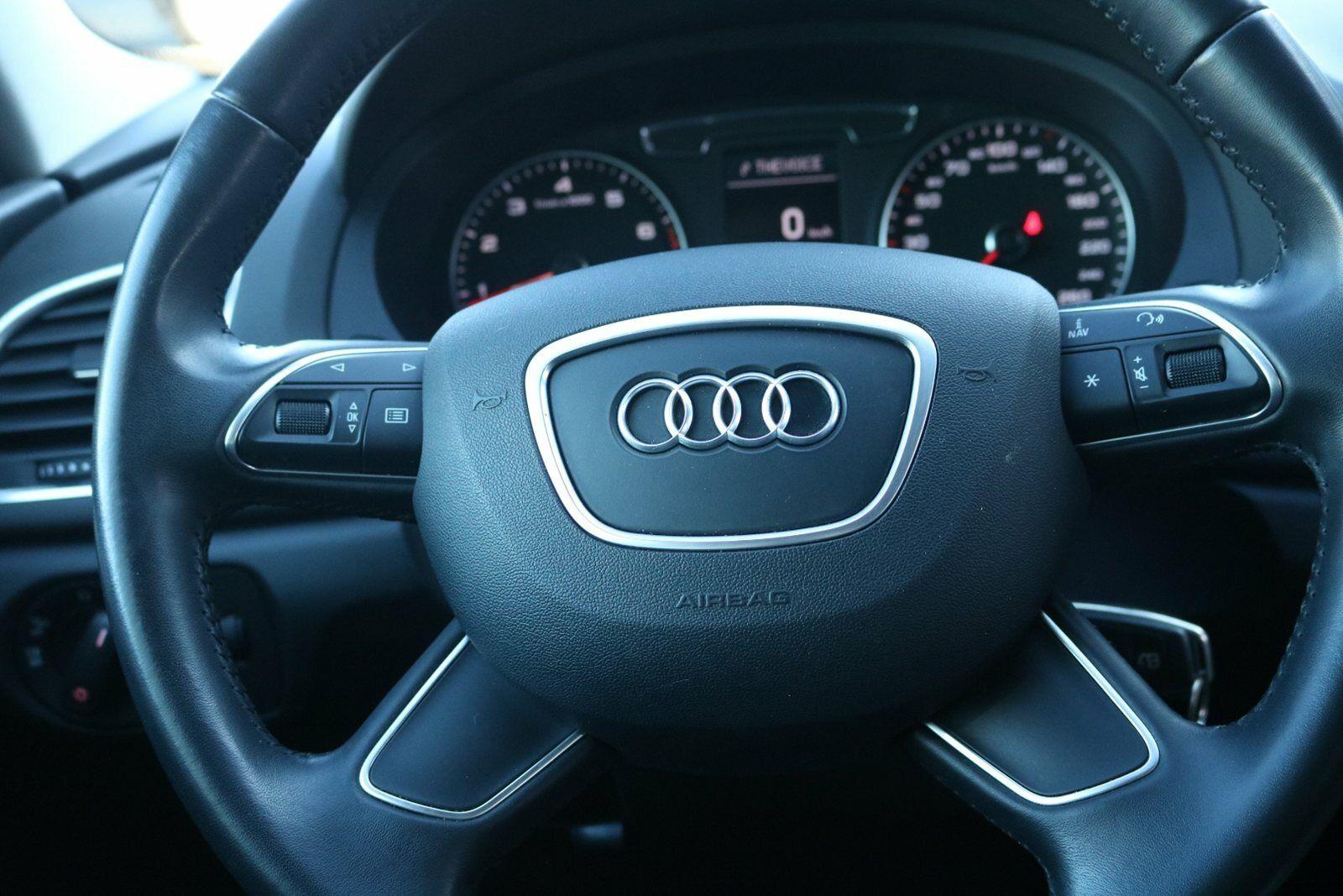 Audi Q3 TFSi 150 S-tr.