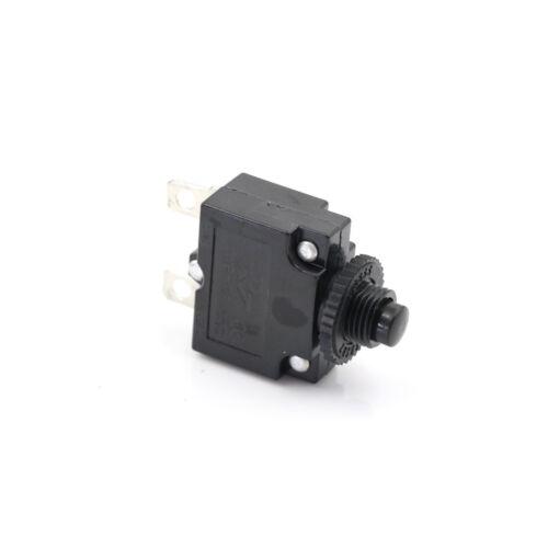 125//250V Circuit Thermal Breaker Thermal Protector For Generator S/&K M Fk