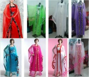 Womens-Chinese-Ancient-Gorgeous-Fairy-Princess-Cosplay-Tang-Costume-Long-Dress