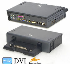 HP ELITEBOOK 8530P PROBOOK 8510P DOCKING STATION PORT REPLIKATOR HSTNN-IX02 DOC9