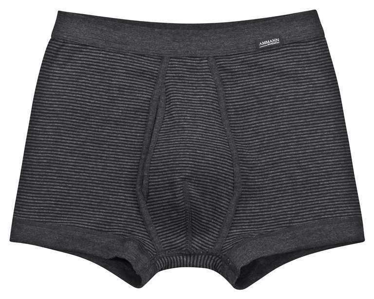 3 x Ammann Herren Unterhose Hose kurz mit Eingriff  170-909-183 anthrazit Gr. 12  | Moderne Technologie  | Export  | Stil  | Elegant  | Zuverlässige Qualität