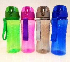 Trinkflasche Sportflasche Wasserflasche Fahrradflasche Getränkeflasche 450 ML