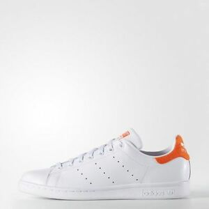 huge selection of 911fa aa4c7 Image is loading New-adidas-Originals-Mens-STAN-SMITH-White-Infrared-