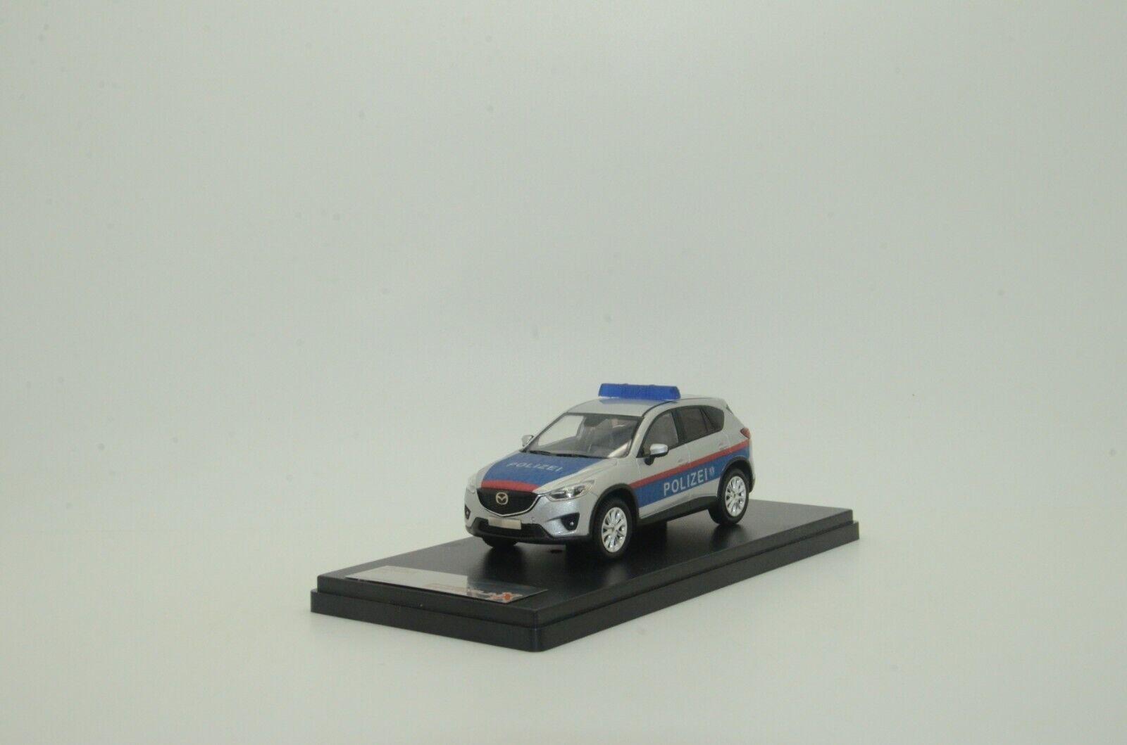 RARO    MAZDA CX5 Austria POLIZEI POLIZIA AUTO su MISURA 143