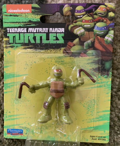 Michel-Ange Nickelodeon Teenage Mutant Ninja Turtles Mini PLAYMATES figures