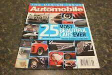AUTOMOBILE THE 25 MOST BEAUTIFUL CARS EVER SEPTEMBER 2006 9248-1 [LOC.ELK] #112