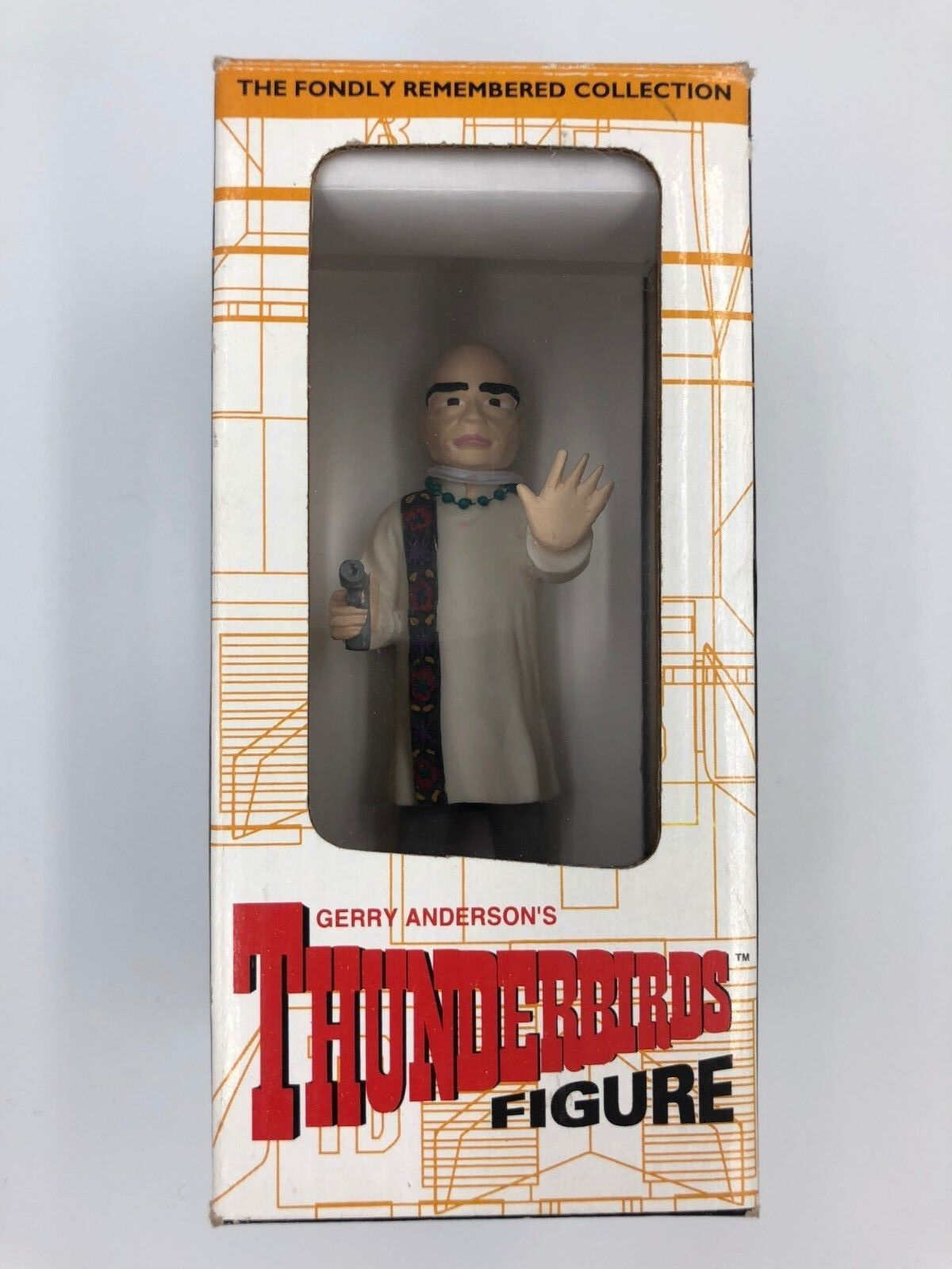 Thunderbirds Gerry Anderson THE HOOD figure The fondly remembeROT collection