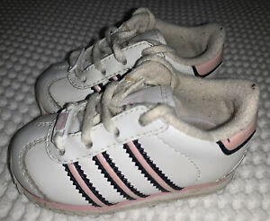 Girls Size 3 ( Infant) Adidas Trainers