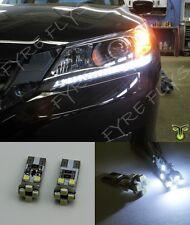 6000k LED Light Headlight Strip Bulbs for 2013+ Honda Accord 4dr Sedan 2dr Coupe