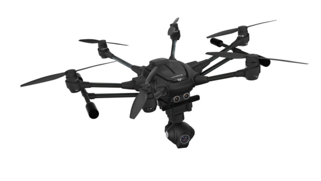 Drone, Yuneec TYPHOON H, Typhoon H Hexacopter + CGO3+…
