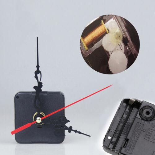 1 Set Quartz Clock Movement Mechanism DIY Kit Battery Powered Hand Tool Kit